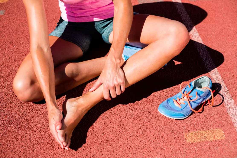 Dolor en el talón en deportistas